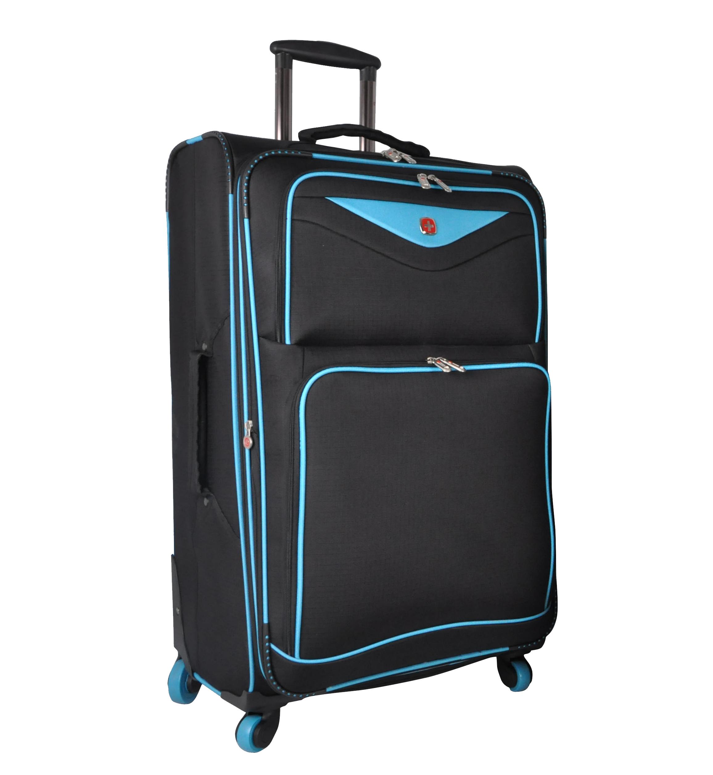 סט מזוודות SWISS smartcase